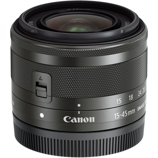 Canon EF-M 15-45mm f/3.5-6.3 IS STM (bulk) , obiectiv Mirrorless 1