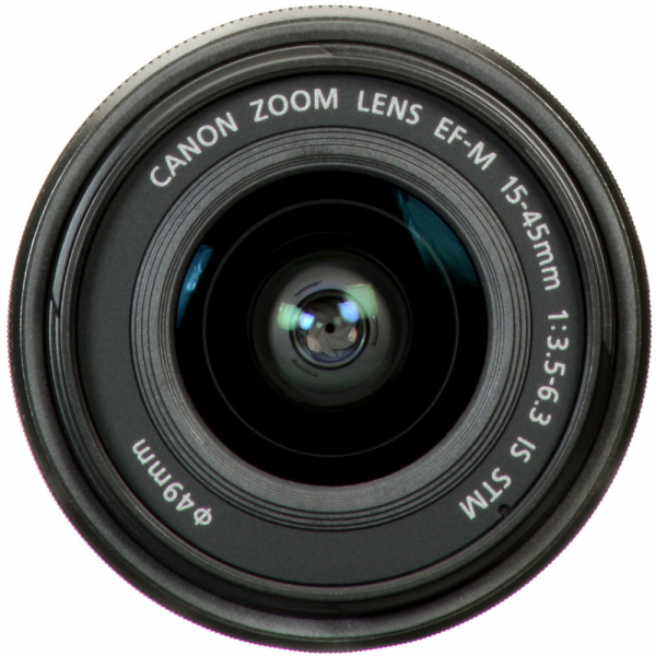 Canon EF-M 15-45mm f/3.5-6.3 IS STM , obiectiv Mirrorless  5