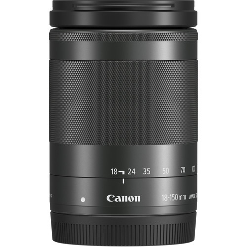 Canon EF-M 18-150mm F3.5-6.3 IS STM , obiectiv Mirrorless 2