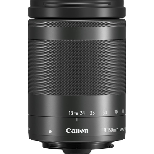 Canon EF-M 18-150mm F3.5-6.3 IS STM , obiectiv Mirrorless 0