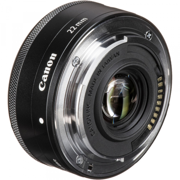 Canon EF-M 22mm f/2 STM , obiectiv Mirrorless 3