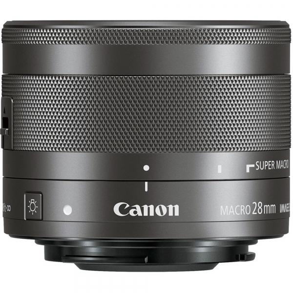 Canon EF-M 28mm f/3.5 Macro IS STM , obiectiv Mirrorless 1