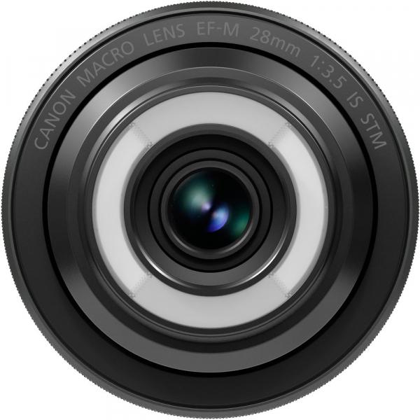 Canon EF-M 28mm f/3.5 Macro IS STM , obiectiv Mirrorless 5