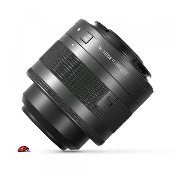 Canon EF-M 28mm f/3.5 Macro IS STM , obiectiv Mirrorless 4