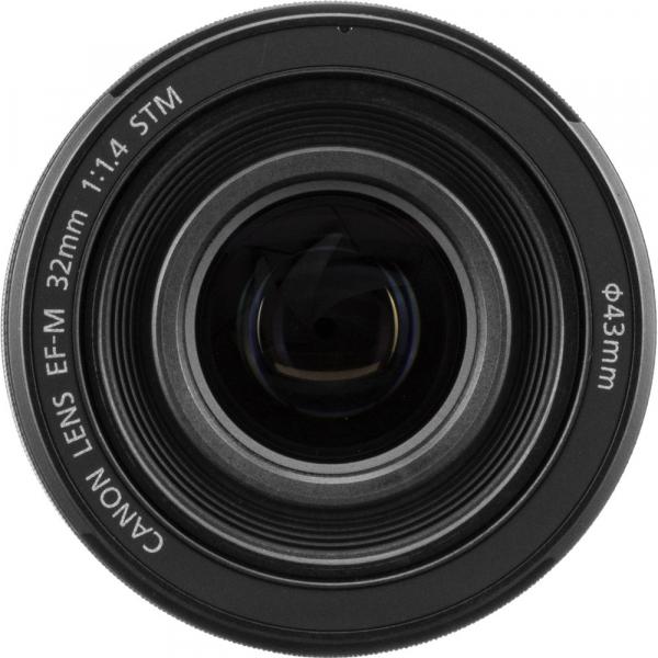 Canon EF-M 32mm f/1.4 STM - Obiectiv mirrorless 2