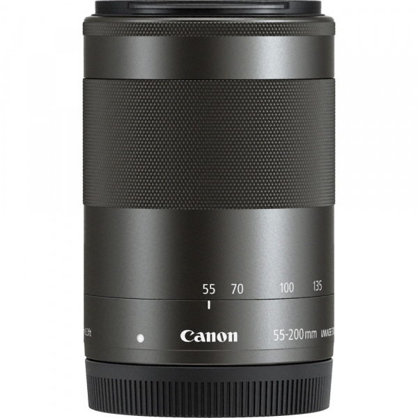 Canon EF-M 55-200mm f/4.5-6.3 IS STM , obiectiv Mirrorless 2