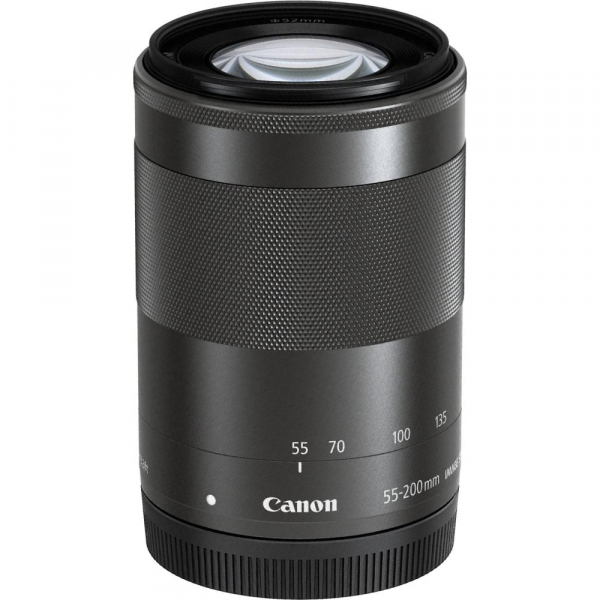 Canon EF-M 55-200mm f/4.5-6.3 IS STM , obiectiv Mirrorless 3