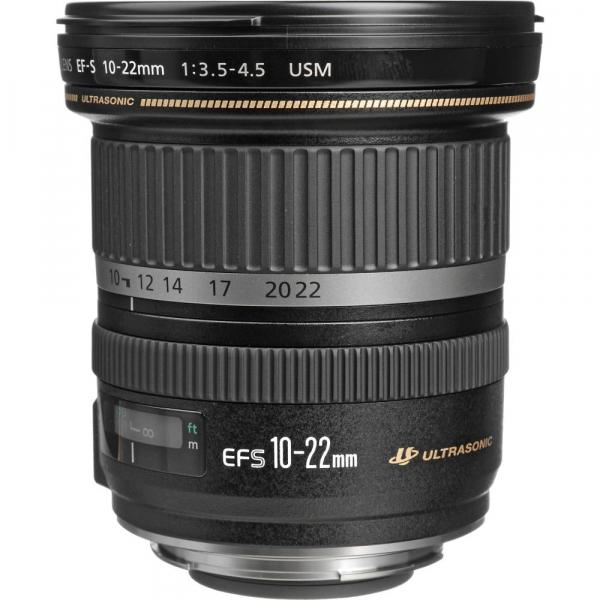 Canon EF-S 10-22mm f/3.5-4.5 USM [1]