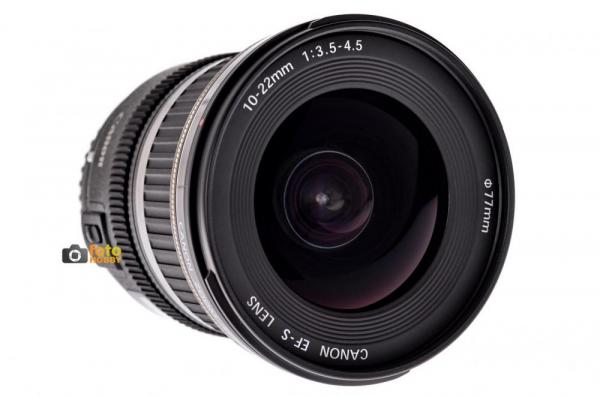Canon EF-S 10-22mm f/3.5-4.5 USM (inchiriere) 1