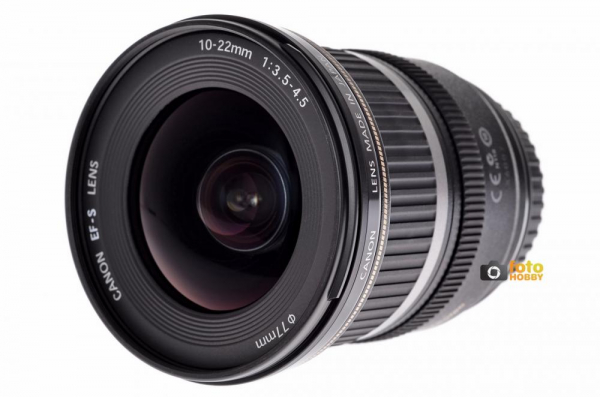 Canon EF-S 10-22mm f/3.5-4.5 USM (inchiriere) 0