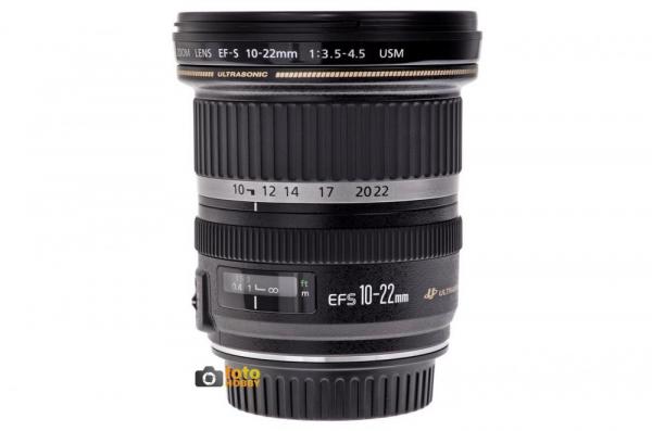 Canon EF-S 10-22mm f/3.5-4.5 USM (inchiriere) 2