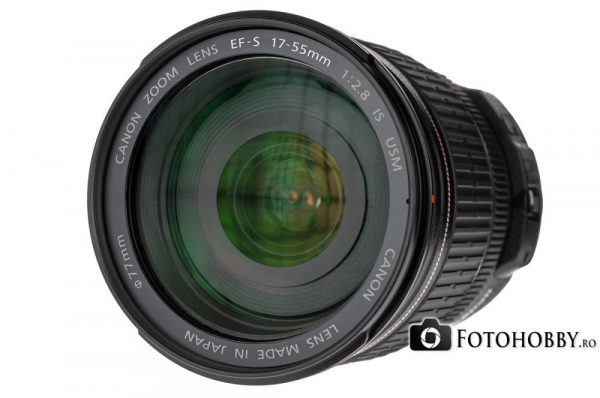 Canon EF-S 17-55mm f/2.8 IS USM (Inchiriere) 0