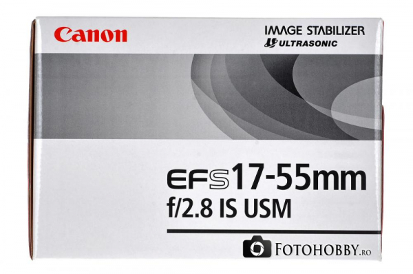 Canon EF-S 17-55mm f/2.8 IS USM (Inchiriere) 6