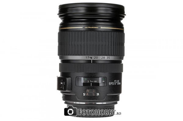 Canon EF-S 17-55mm f/2.8 IS USM (Inchiriere) 1