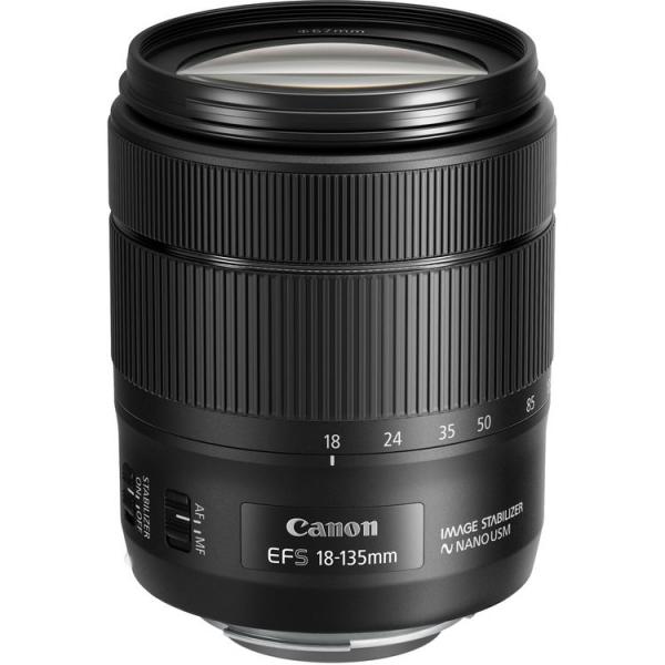Canon EF-S 18-135mm  f/3.5-5.6 NANO  IS USM (bulk) 0