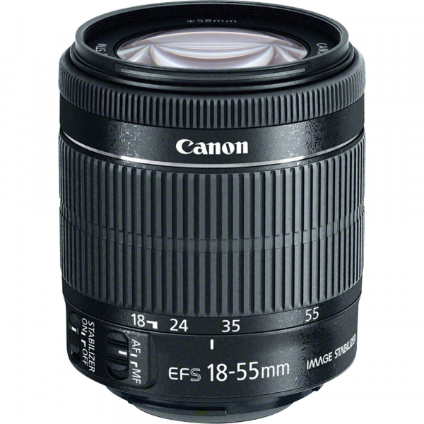 Canon EF-S 18-55mm f/3.5-5.6 IS STM (bulk) 0
