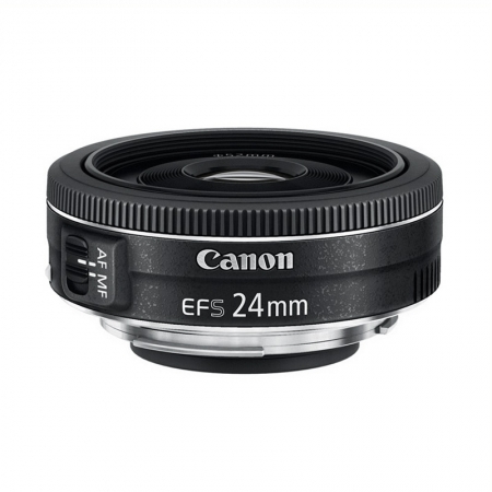 Canon EF-S 24mm f/2.8 STM 0