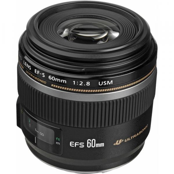 Canon EF-S 60mm f/2.8 USM Macro 1:1 [0]