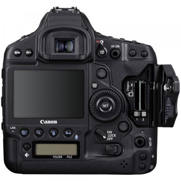 Canon EOS 1DX Mark III aparat foto DSLR 20.1Mpx , body 9