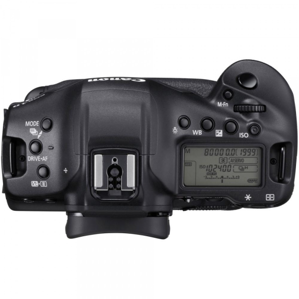 Canon EOS 1DX Mark III aparat foto DSLR 20.1Mpx , body 3
