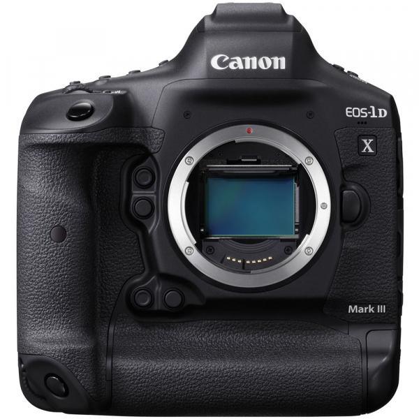 Canon EOS 1DX Mark III aparat foto DSLR 20.1Mpx , body 8