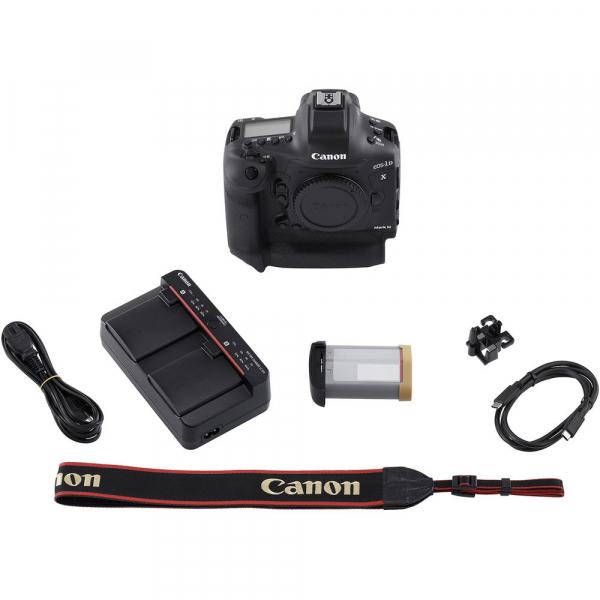 Canon EOS 1DX Mark III aparat foto DSLR 20.1Mpx , body 7