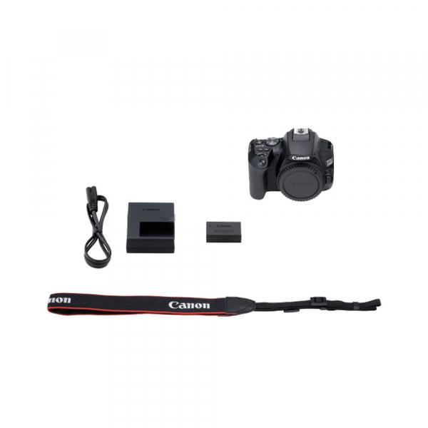 Canon EOS 250D body negru 2