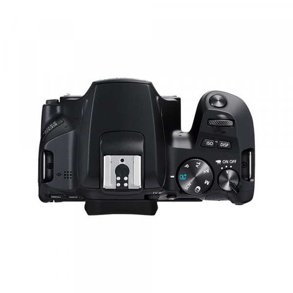 Canon EOS 250D negru + Canon EF-S 18-55mm f/4-5.6 IS STM + geanta foto + card SanDisk 32GB 90MB/s [3]