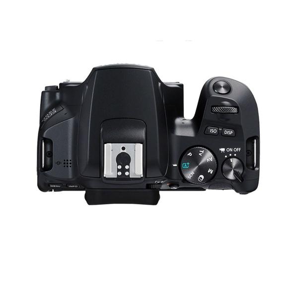 Canon EOS 250D negru + EF-S 18-55mm f/3.5-5.6 DC III 3