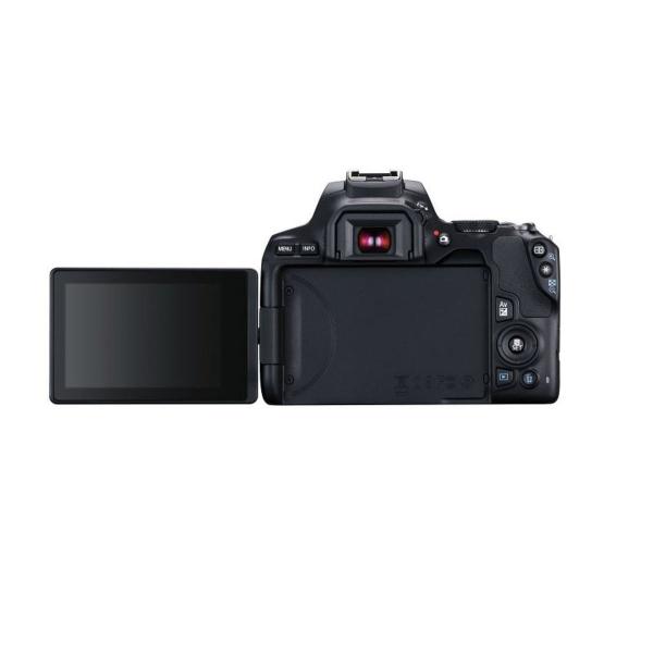 Canon EOS 250D negru + EF-S 18-55mm f/3.5-5.6 DC III 4
