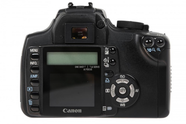 Canon EOS 350D + obiectiv Canon EF 35-80mm f/4-5.6  (S.H.) 2