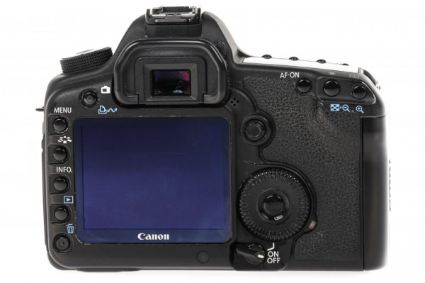 Canon EOS 5D Mark II Body (Second Hand) 2