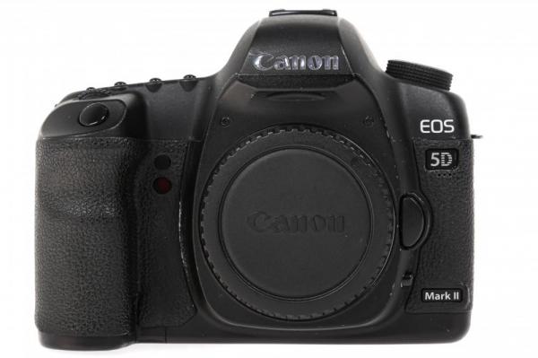 Canon EOS 5D Mark II Body (Second Hand) 0