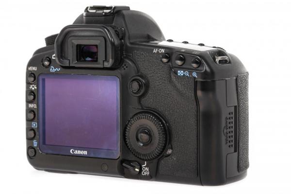 Canon EOS 5D Mark II Body (Second Hand) 3