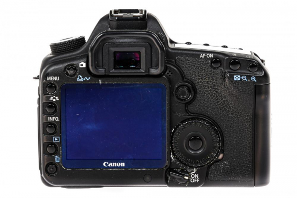 Canon EOS 5D Mark II Body (Second Hand) 2