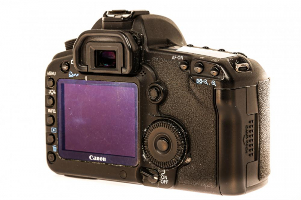 Canon EOS 5D Mark II Body (Second Hand) 3