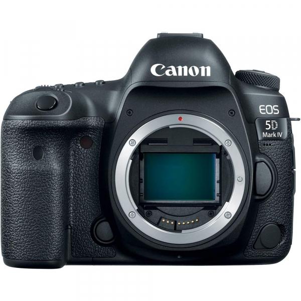 Canon EOS 5D Mark IV body - Full Frame, 30Mpx, Video 4K 0