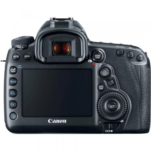 Canon EOS 5D Mark IV body - Full Frame, 30Mpx, Video 4K 1