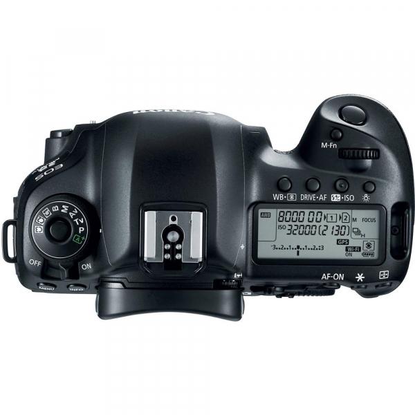 Canon EOS 5D Mark IV body - Full Frame, 30Mpx, Video 4K 4