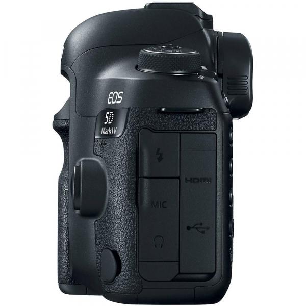 Canon EOS 5D Mark IV body - Full Frame, 30Mpx, Video 4K 2
