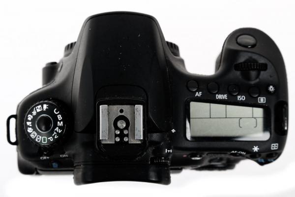 Canon EOS 60D, 18MP, Black Aparat foto DSLR ( Second Hand) 4