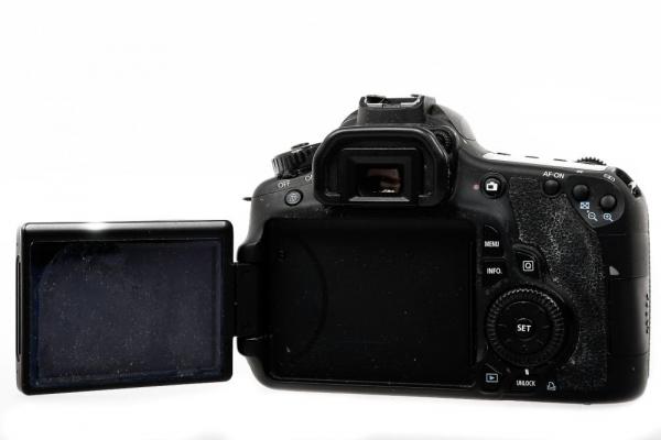 Canon EOS 60D, 18MP, Black Aparat foto DSLR ( Second Hand) 3
