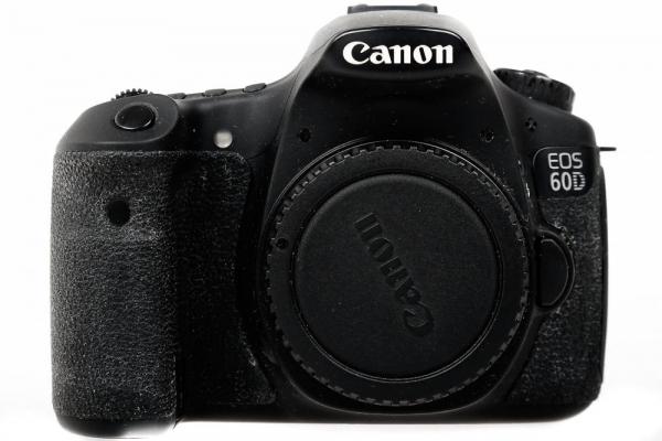 Canon EOS 60D, 18MP, Black Aparat foto DSLR ( Second Hand) 0