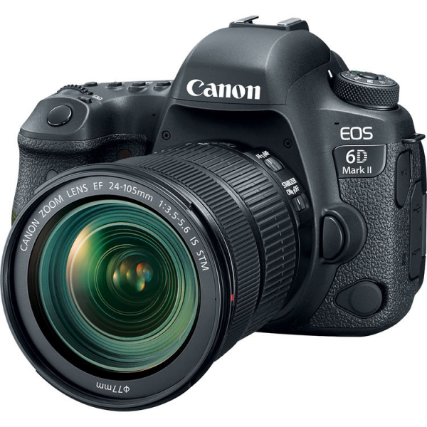 Canon EOS 6D Mark II + Canon EF 24-105mm f/3.5-5.6 IS STM 1