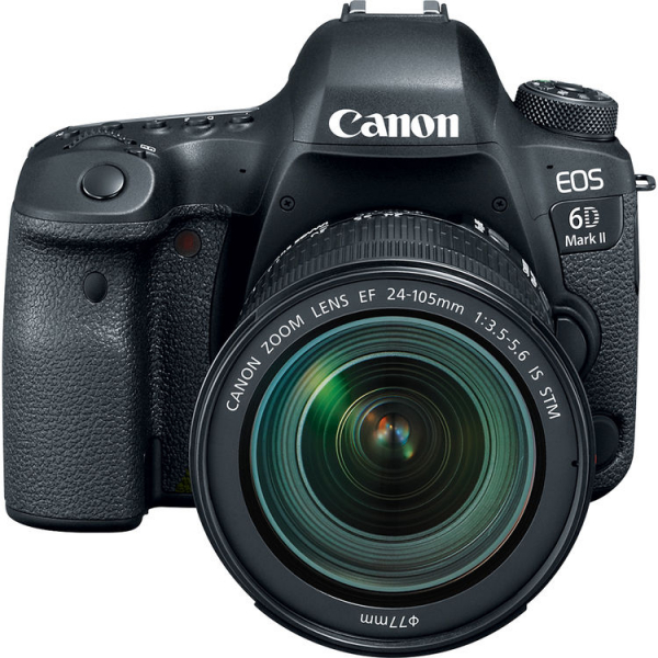 Canon EOS 6D Mark II + Canon EF 24-105mm f/3.5-5.6 IS STM 0