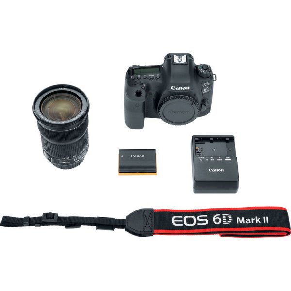 Canon EOS 6D Mark II + Canon EF 24-105mm f/3.5-5.6 IS STM 6