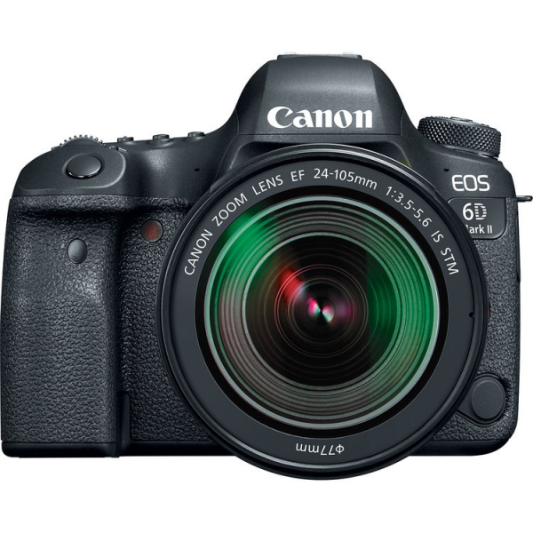 Canon EOS 6D Mark II + Canon EF 24-105mm f/3.5-5.6 IS STM 2