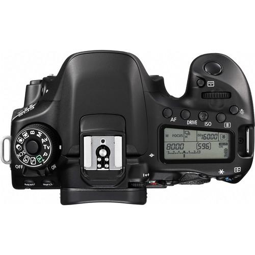 Canon EOS  80D Body 4