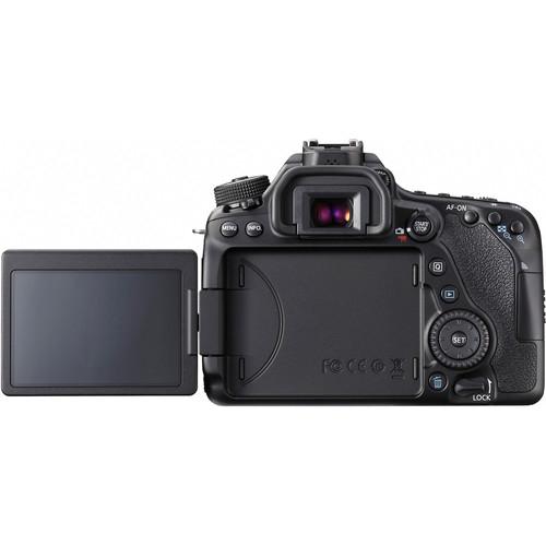 Canon EOS  80D Body 3