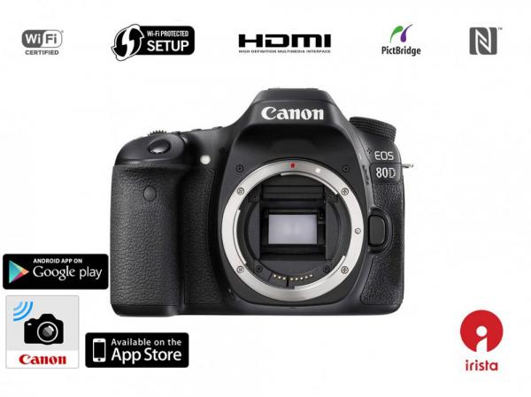 Canon EOS  80D Body 0